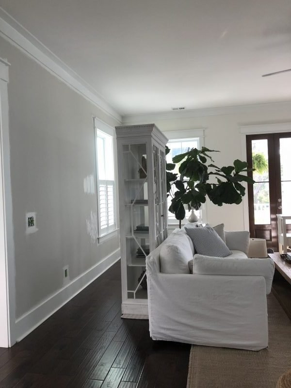 Sharing The Custom Formula For Our Living Room Paint Color Megan Stokes